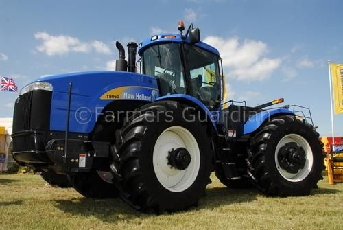 New holland t-series photo - 1