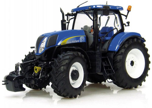 New holland t-series photo - 2