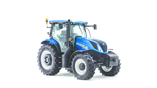 New holland t-series photo - 3