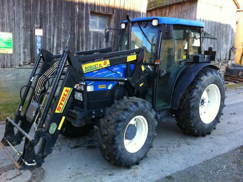 New holland tg-series photo - 3