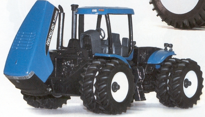 New holland tj425 photo - 1