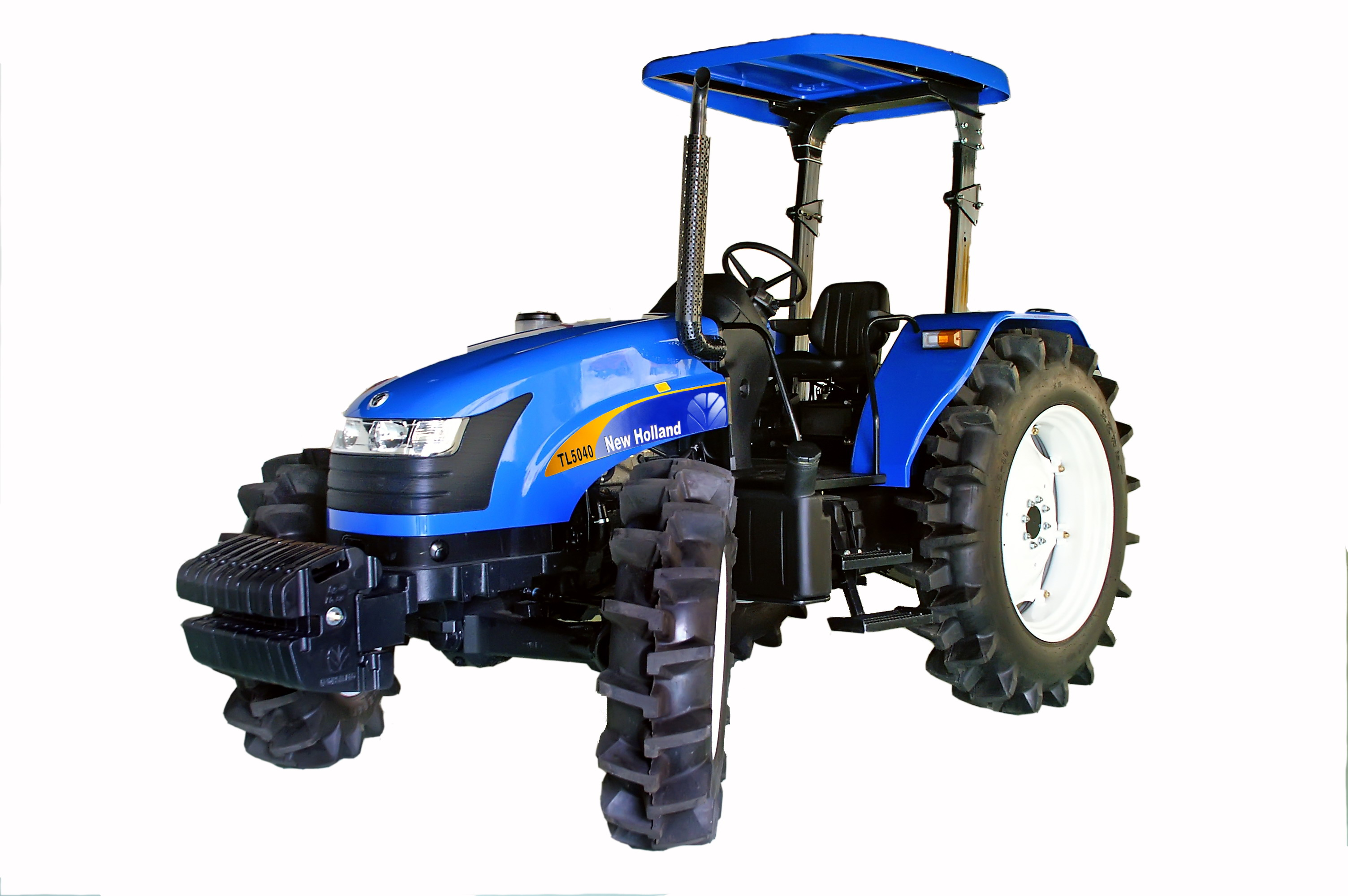 New holland tl photo - 1