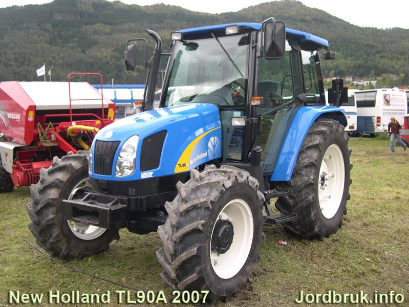 New holland tl photo - 3