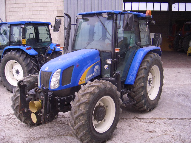 New holland tl photo - 4