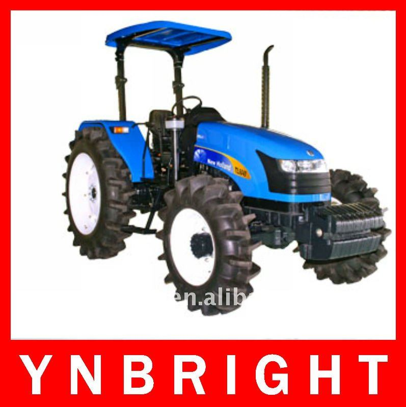 New holland tl-series photo - 1