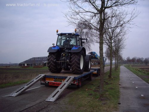 New holland tm150 photo - 1