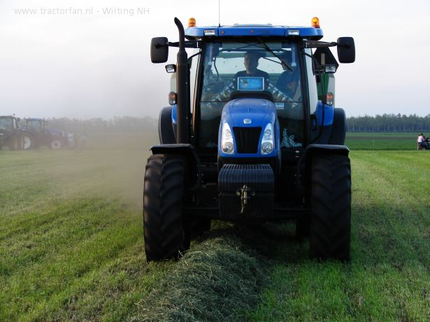 New holland ts photo - 3