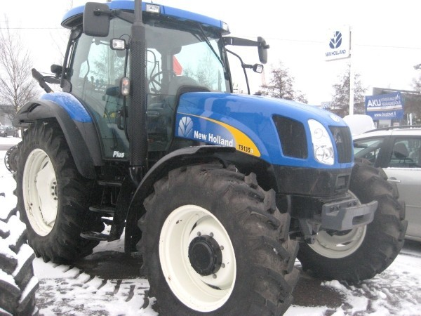 New holland ts photo - 4