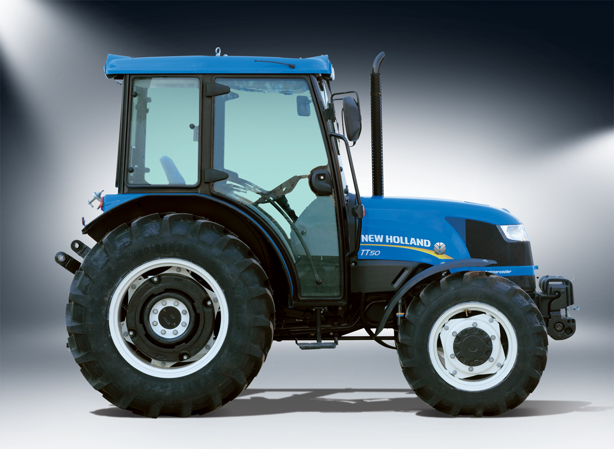 New holland tt photo - 1