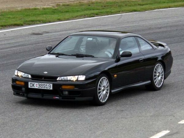 Nissan 200sx photo - 4