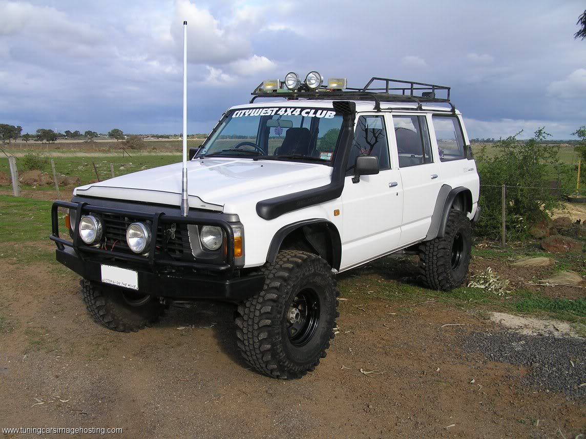 Nissan 4wd photo - 3
