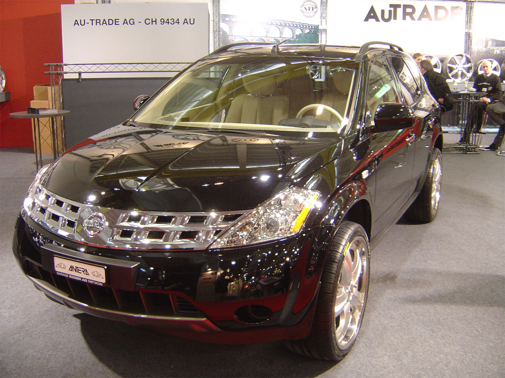 Nissan 4wd photo - 4