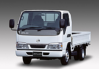 Nissan atlas photo - 2
