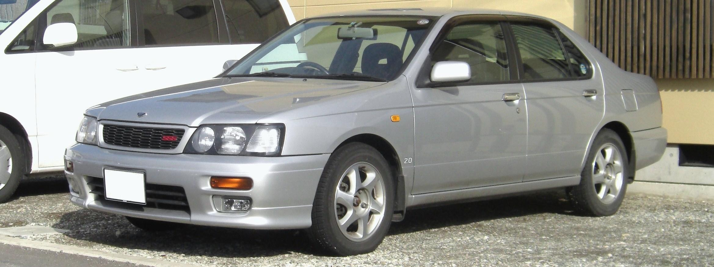 Nissan bluebird photo - 4