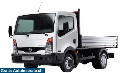 Nissan cabstar photo - 1