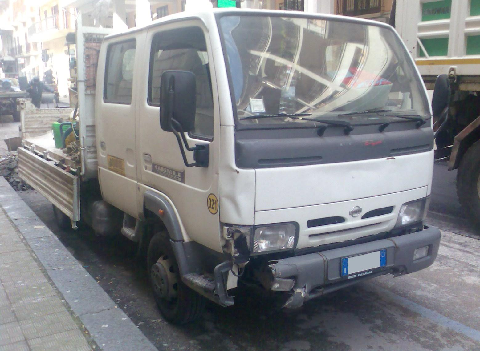 Nissan cabster photo - 4