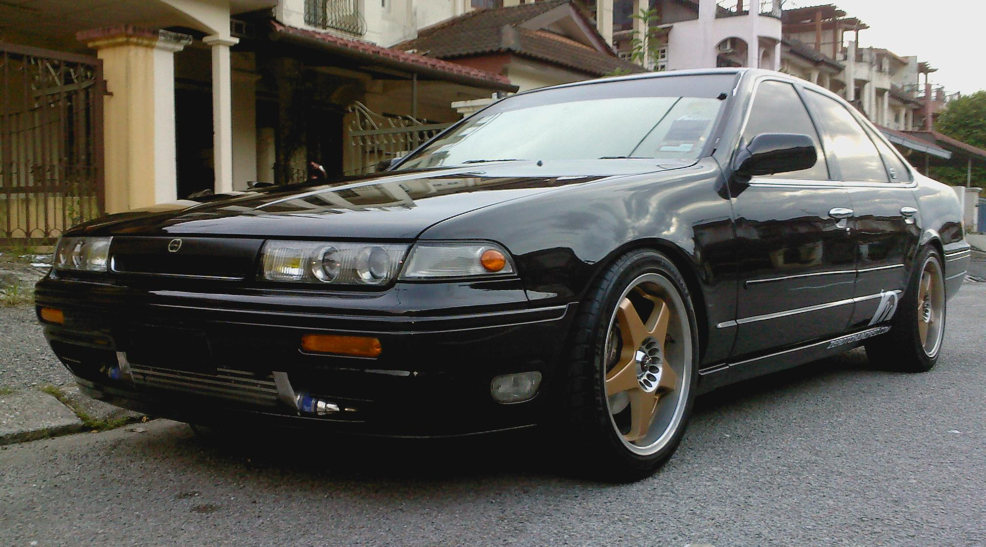 Nissan cefiro photo - 1