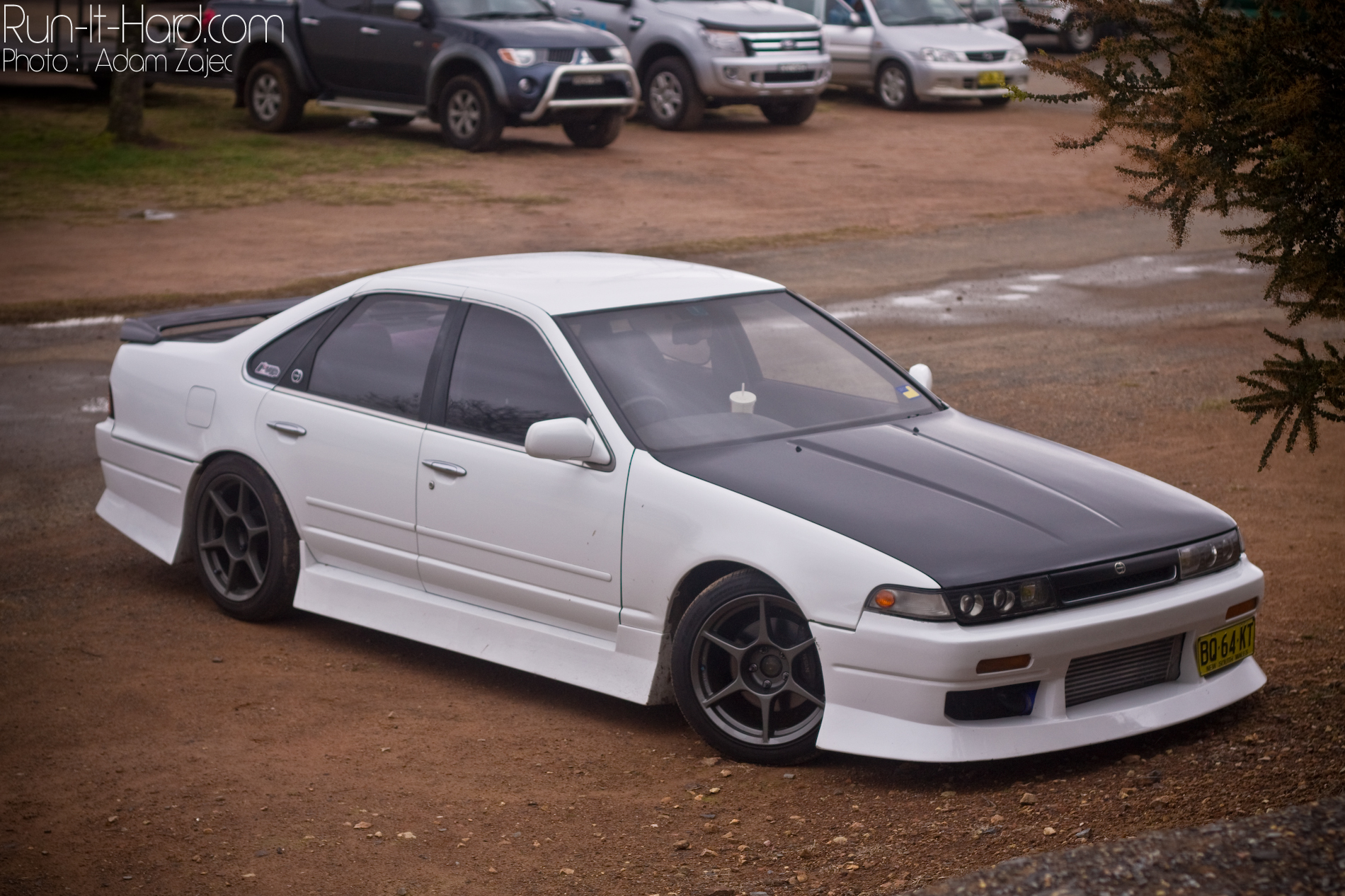 Nissan cefiro photo - 2