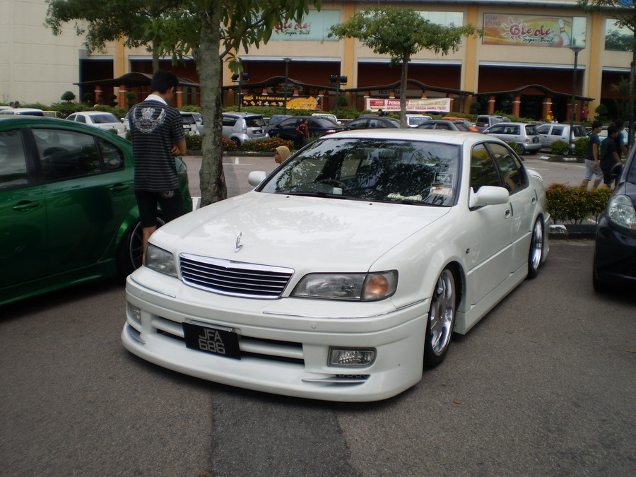 Nissan cefiro photo - 3