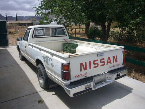 Nissan datsun photo - 3