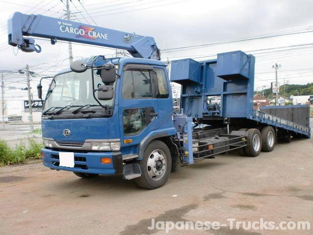 Nissan diesel photo - 2