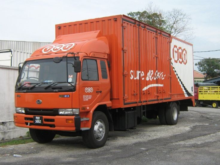 Nissan diesel photo - 4