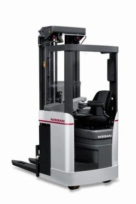 Nissan forklift photo - 3