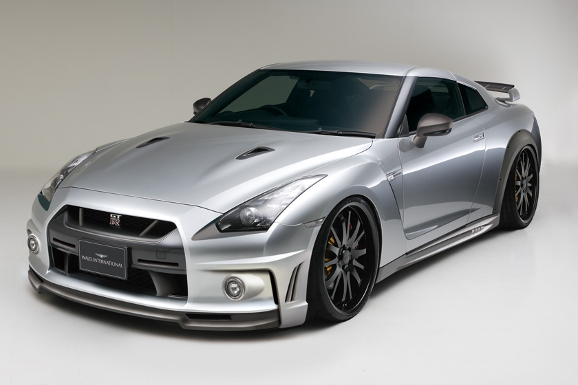 Nissan gt photo - 2