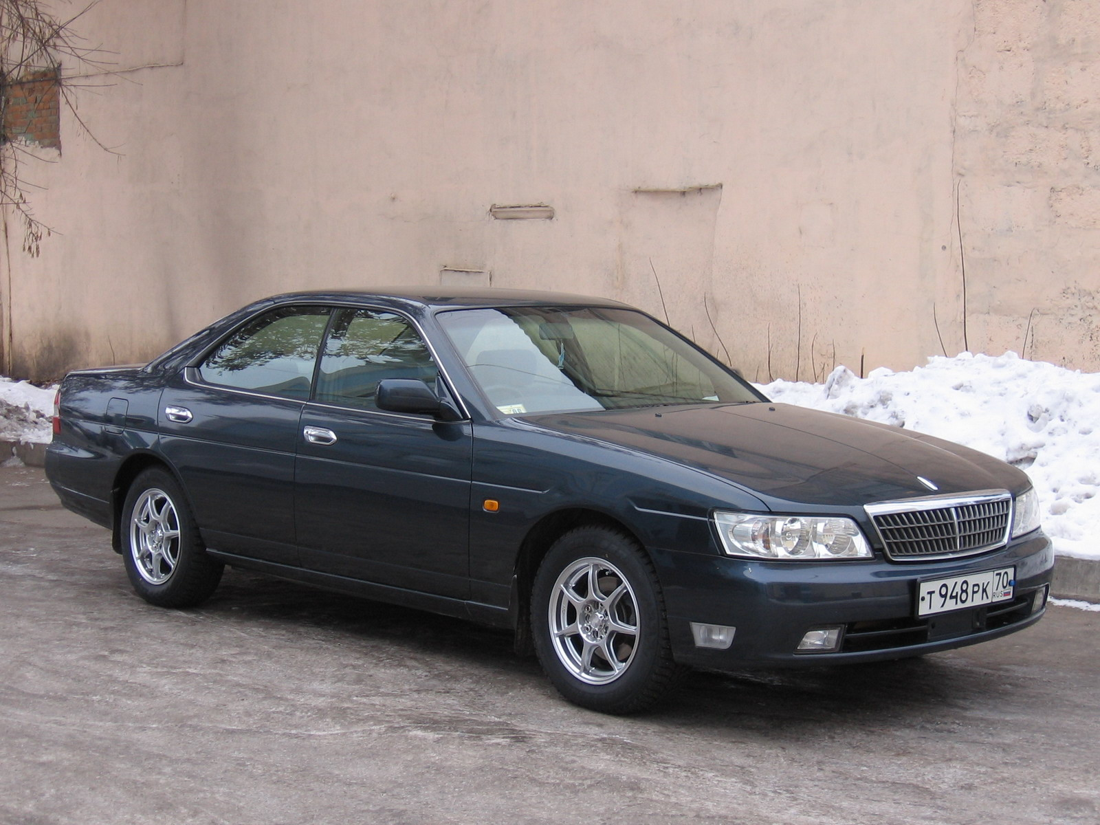 Nissan laurel photo - 2