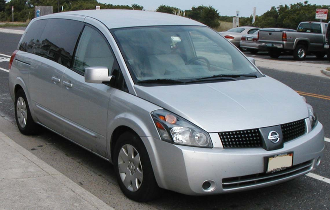 Nissan quest photo - 1
