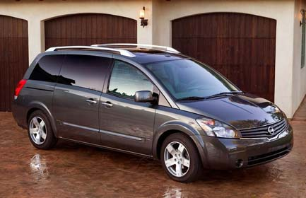 Nissan quest photo - 4