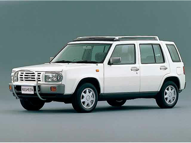 Nissan rasheen photo - 3