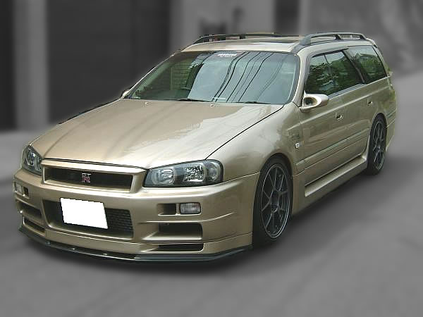 Nissan stagea photo - 1