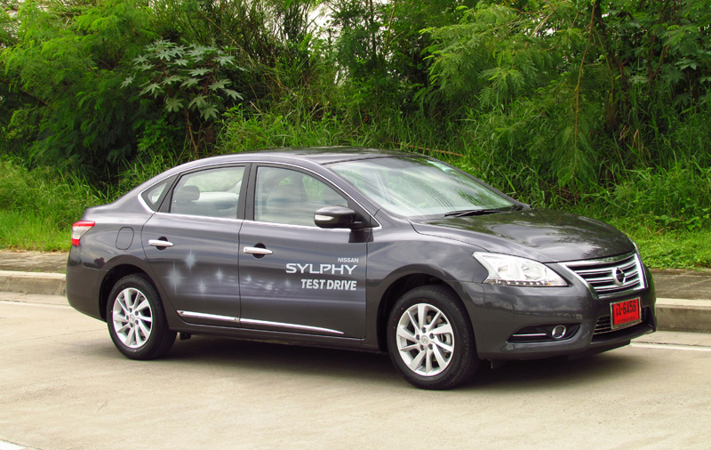 Nissan sylphy photo - 1