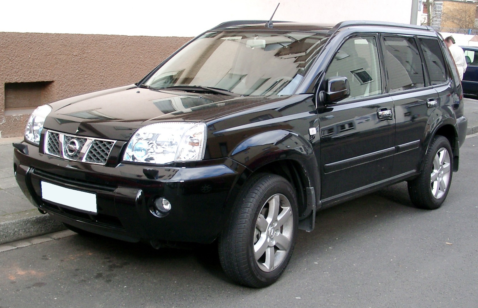 Nissan trailrunner photo - 2