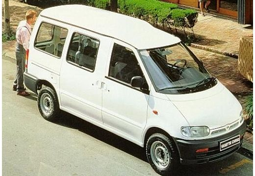 Nissan vanette photo - 2