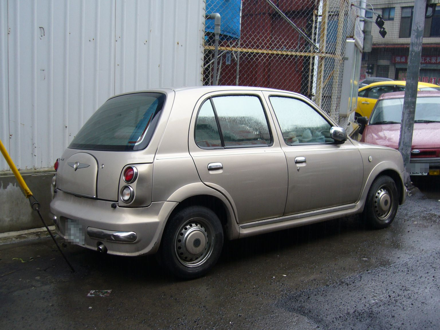 Nissan verita photo - 3