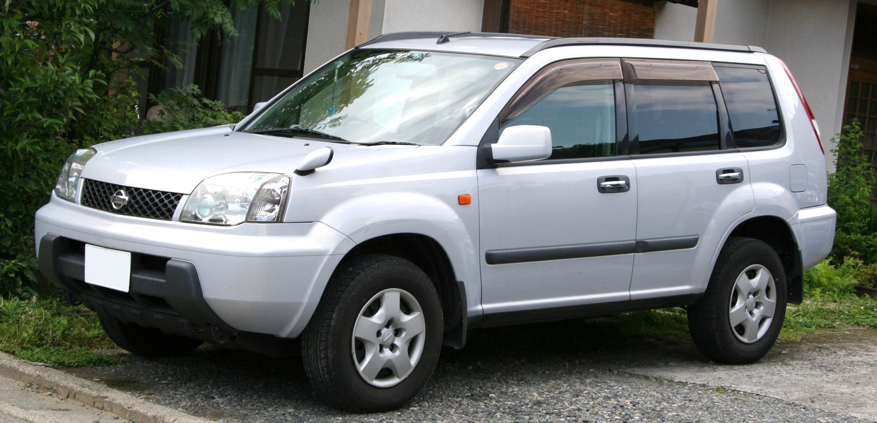 Nissan x-trail photo - 1