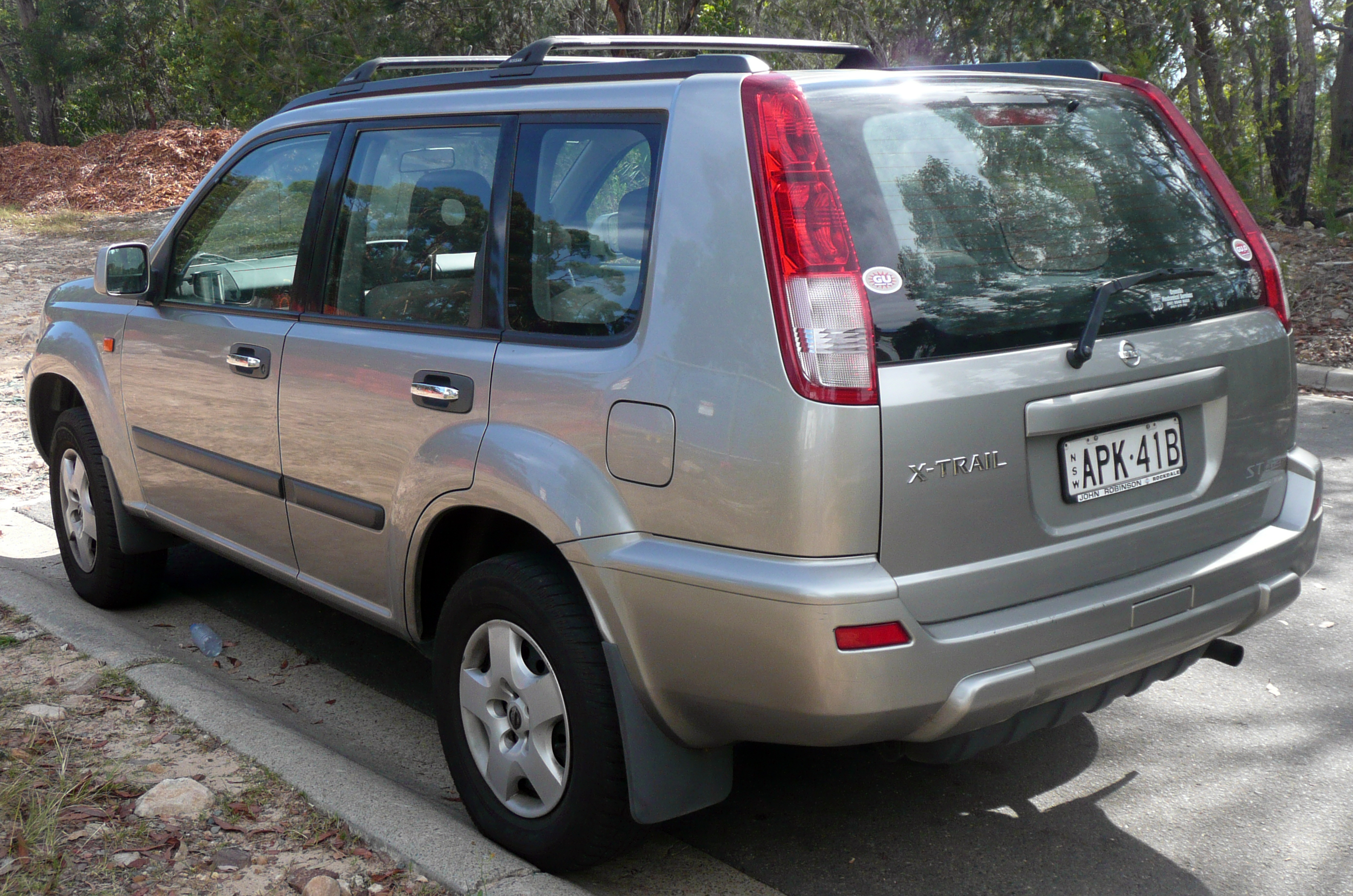 Nissan x-trail photo - 4
