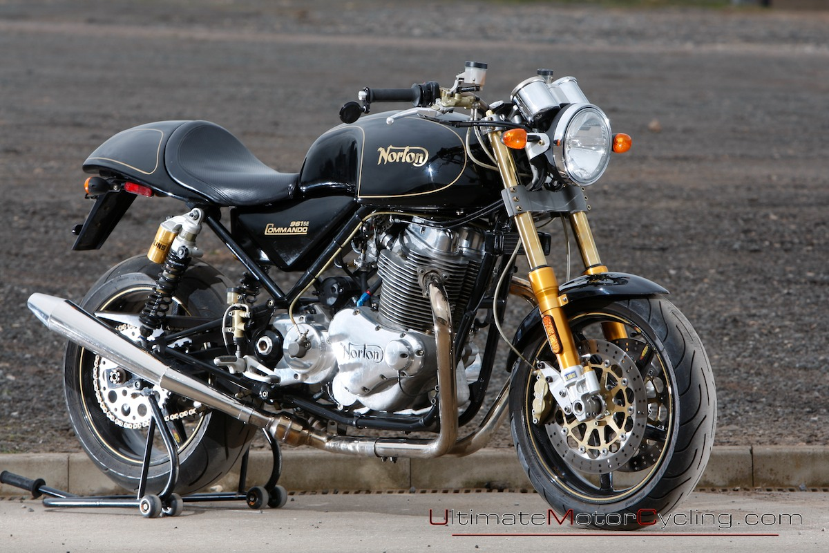 Norton commando photo - 1