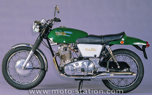 Norton commando photo - 3