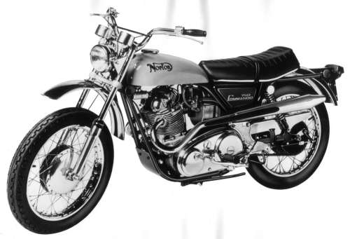 Norton ss photo - 1