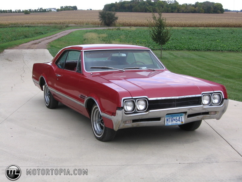 Oldsmobile 442 photo - 4