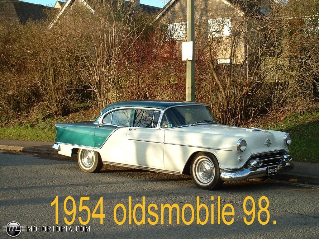 Oldsmobile 98 photo - 3