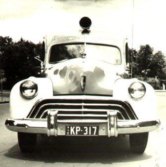 Oldsmobile ambulance photo - 2