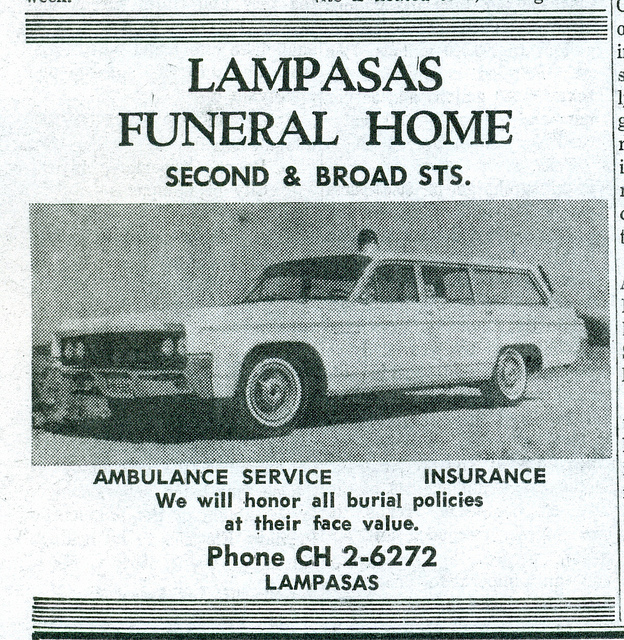 Oldsmobile ambulance photo - 3