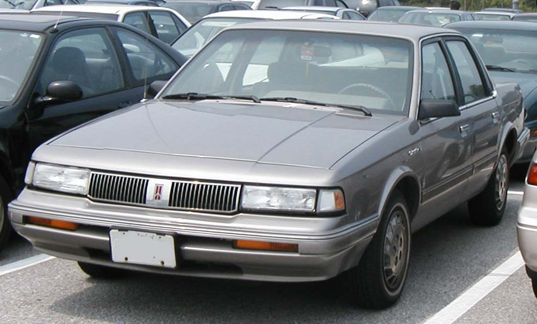 Oldsmobile ciera photo - 2