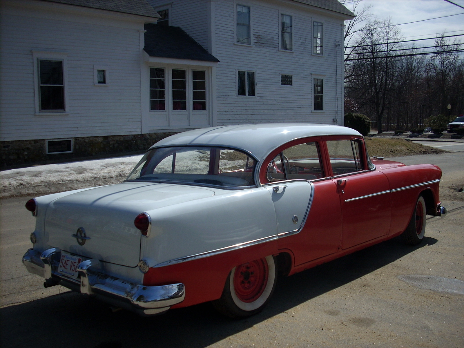 Oldsmobile eighty-eight photo - 4