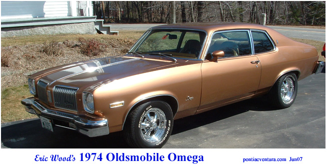 Oldsmobile omega photo - 3