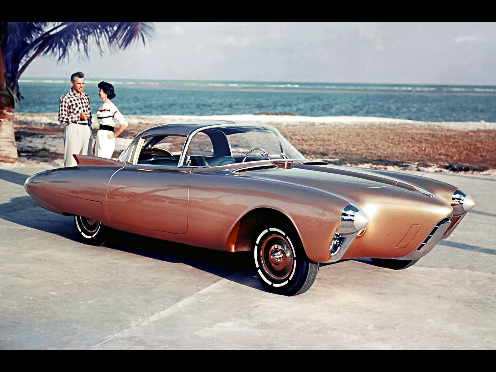 Oldsmobile rocket photo - 3